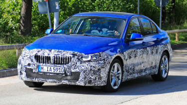 BMW 1-series saloon - front