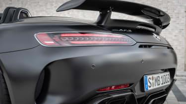 Mercedes-AMG GT R Roadster rear