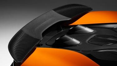 McLaren 600LT full specs - wing
