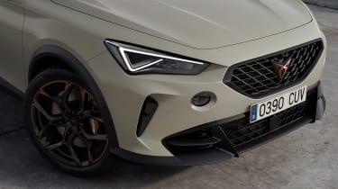 Cupra Formentor VZ5 revealed nose