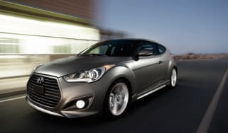Detroit motor show: Hyundai Veloster Turbo