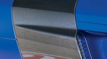 2013 Audi R8 V10 Plus carbonfibre sideblade