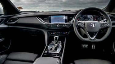 Vauxhall Insignia Grand Sport GSi BiTurbo – cabin