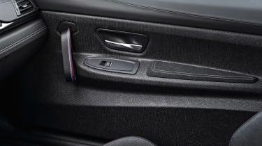 BMW M4 CS - door panel