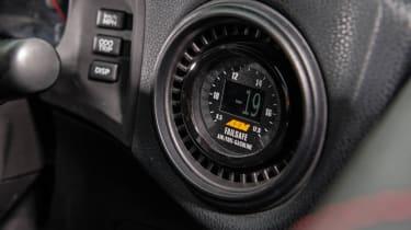 Toyota GT86 turbo Fensport gauge