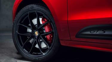 2021 Porsche Macan S – wheel