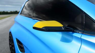 Renault Zoe E-Sport - side detail