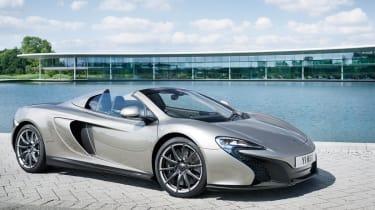 McLaren 650S MSO confirmed for production