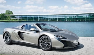 McLaren 650S MSO confirmed for production