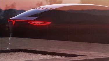 Cupra electric SUV concept teaser crop