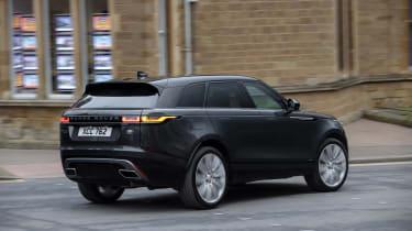 2021 Land Rover Range Rover Velar – rear pan