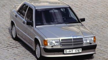 Mercedes-Benz 190 Cossie - front