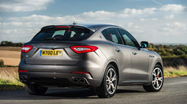 Maserati Levante - rear three quarter