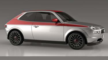 David Obendorfer Fiat 127