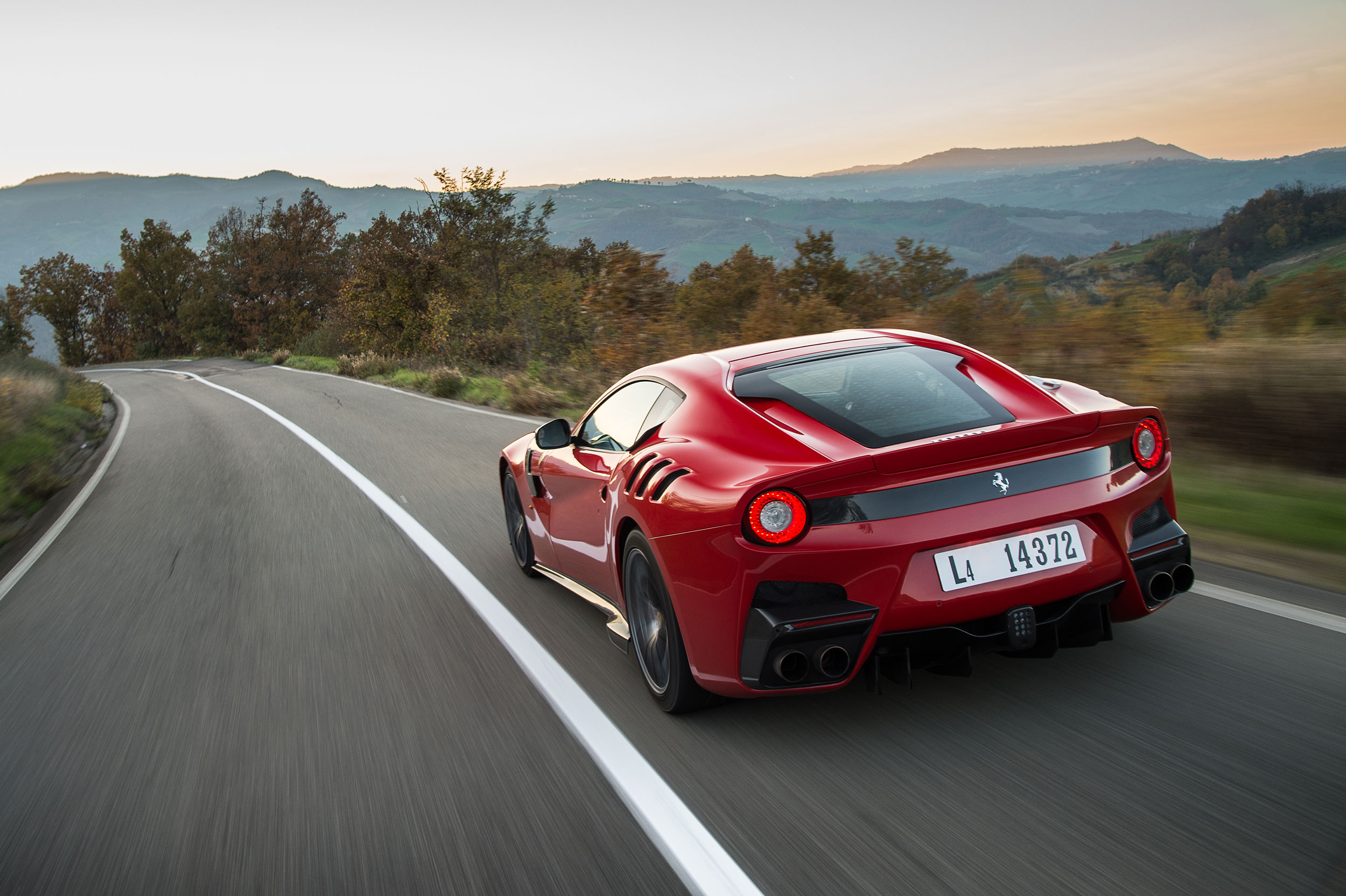 Ferrari F12 Tdf Review Prices Specs And 0 60 Time Evo