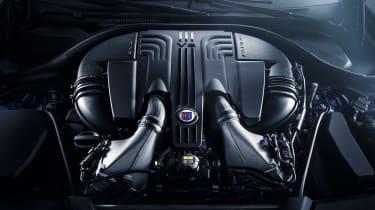 Alpina B5 Bi-Turbo G30/G31 - engine