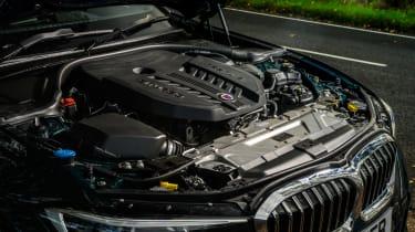 Alpina B3 Touring – engine