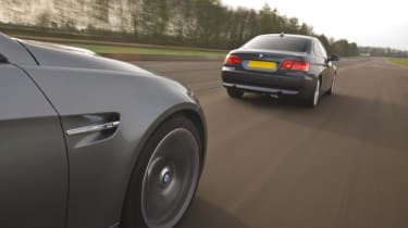 Morego BMW 335i and M3