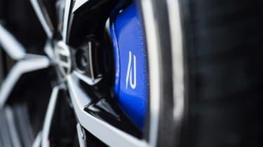 Volkswagen Tiguan R – brakes