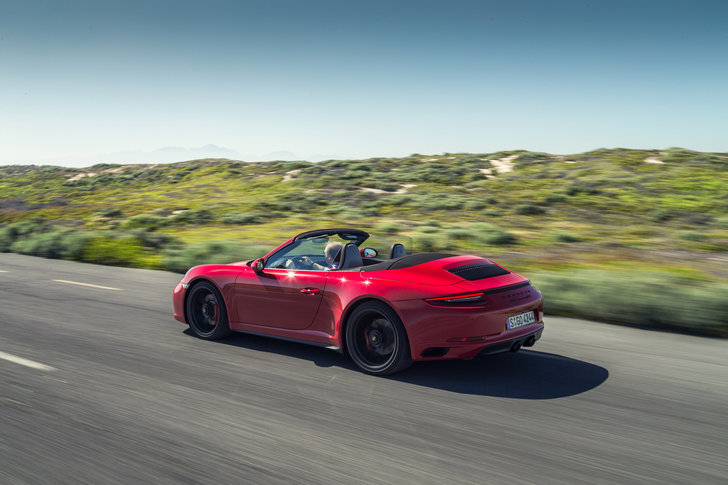Porsche 911 Carrera 4 Gts Cabriolet Review Prices Specs And 0 60 Time Evo