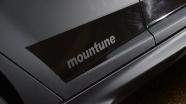 Ford Focus RS Mountune M400 - Decal