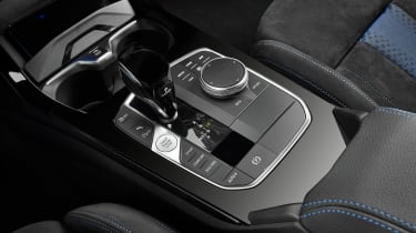 BMW M135i - selector