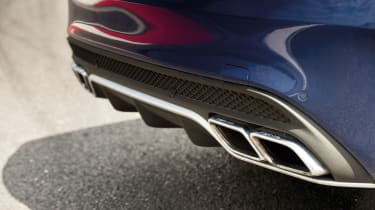 Mercedes-AMG C63 S Saloon - Exhaust