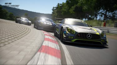 GT Sport - first impressions racing
