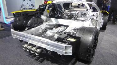 Chevrolet Corvette Z06 chassis