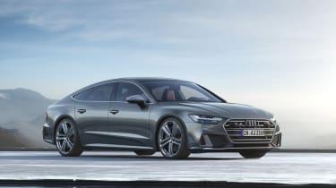 Audi S7 2019 - front