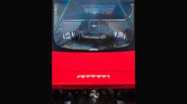 Ferrari Enzo evo engine