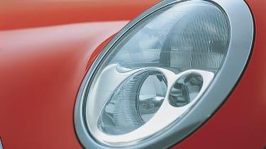 Mini Cooper R50 - headlgiht