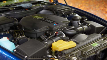 BMW E39 M5 engine