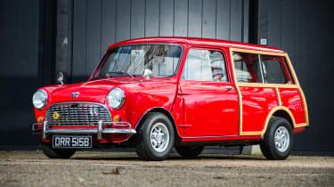1964 Mini Countryman Cooper S