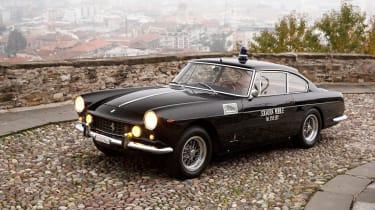Ferrari 250 GTE police car
