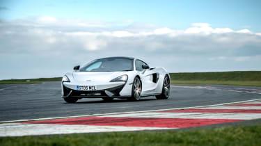 McLaren 570 GT Sportpack – front