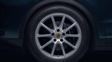 Posche Cayenne - wheel