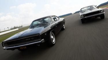 Ford Mustang celebrates 50th birthday at Silverstone