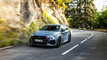 2022 Audi RS3 Sportback –tracking1