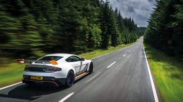 Aston Martin GT12 - rear