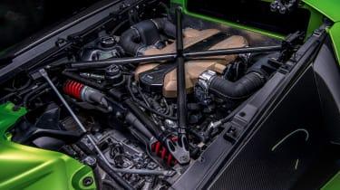 Lamborghini Aventador SVJ and Nissan GT-R Nismo