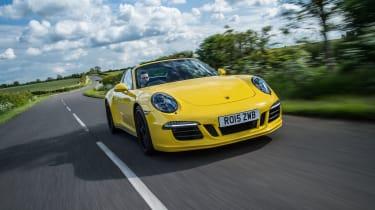 Porsche Targa GTS