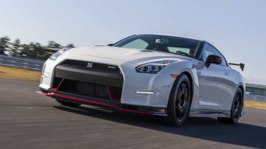 Nissan GT-R Nismo front