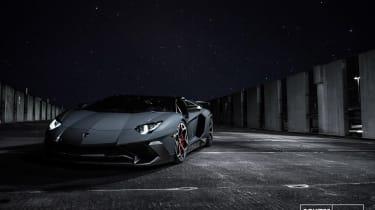 Novitec Lamborghini Aventador SV - front three quarter