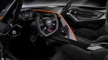 Aston Martin Vulcan Preview Specifications Pictures And Video Evo