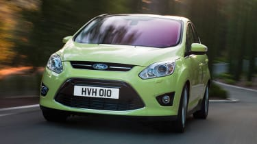 Ford C-Max 1.6 Ecoboost review