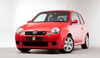 Volkswagen Lupo GTI – front quarter
