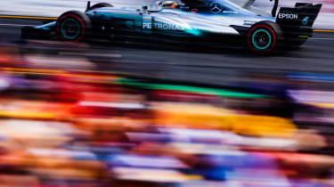 Mercedes-Petronas 2017