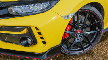 Honda Civic Type R Limited Edition MY21 – nose