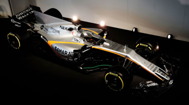 Force India top